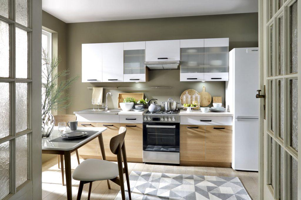 Mobila de bucătarie modernă, o soluție pentru casa ta?